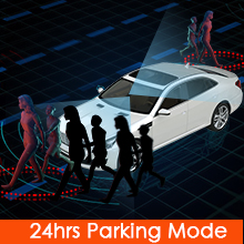 Dash Cam Parking Mode